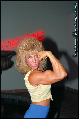 The Strong Force Alicia Lippman Best Female Bodybuilderes