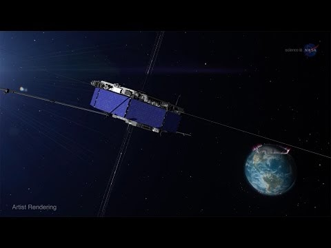 Outer Space Today: NASA's MMS four spacecraft flying four ...