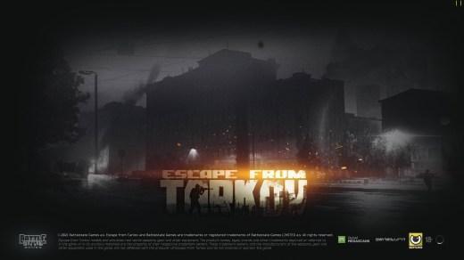 Escape from Tarkov #2 INTERCHANGEの外周を走り回ってみよう