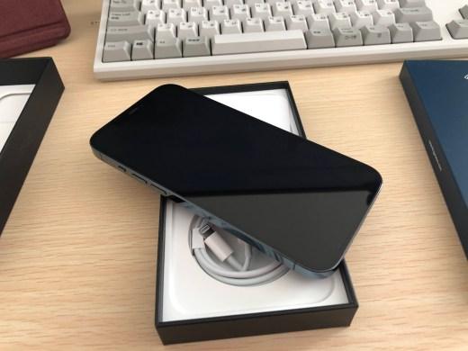 iPhone12 Pro Maxを買ったよ