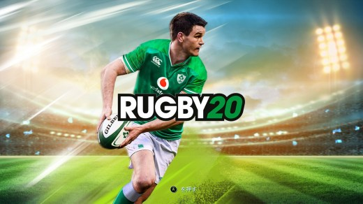 Steam – RUGBY 20 第1試合 はじめてのRUGBY20 – TON vs JPN