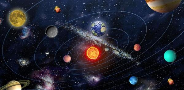 Unduh Solar System Live Wallpaper 3D Screensaver Gratis 1