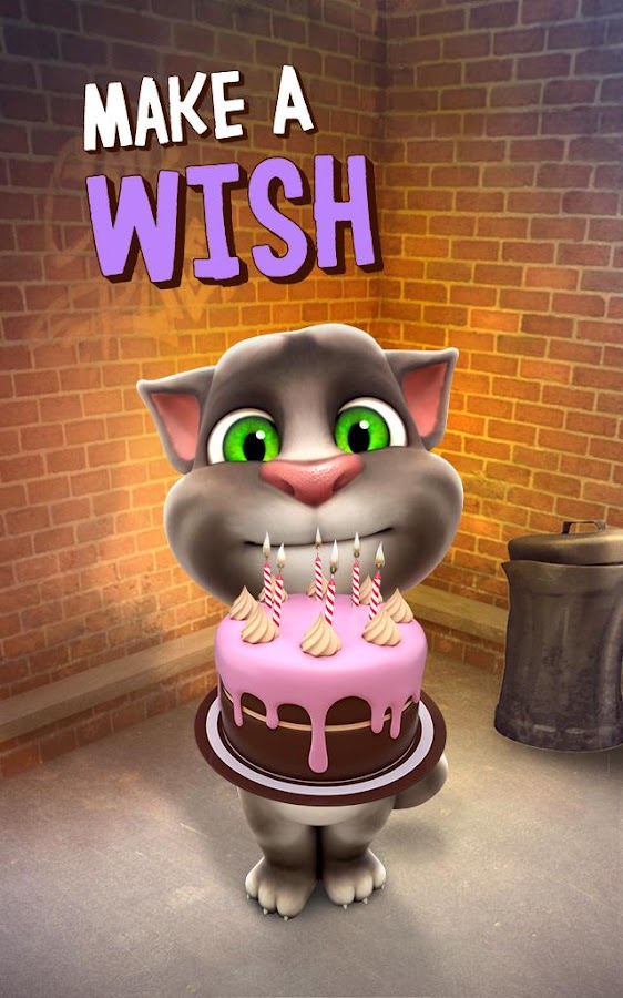 Talking Tom Cat - Android-apps op Google Play