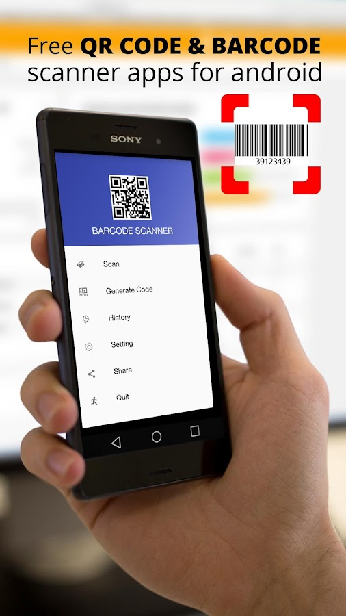 QR Code Scanner - Android Apps on Google Play