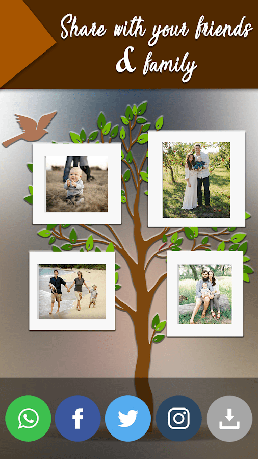 Family Tree Photo Frames - Android Apps on Google Play