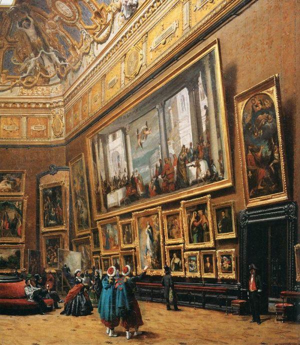 Экскурсии Лувр в Париже на русском языке: цены билетов на ...