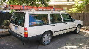 Custom Volvo 740940 wagon heavy duty roof rack  Turbobricks Forums