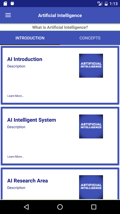 Artificial Intelligence - AI - Android Apps on Google Play