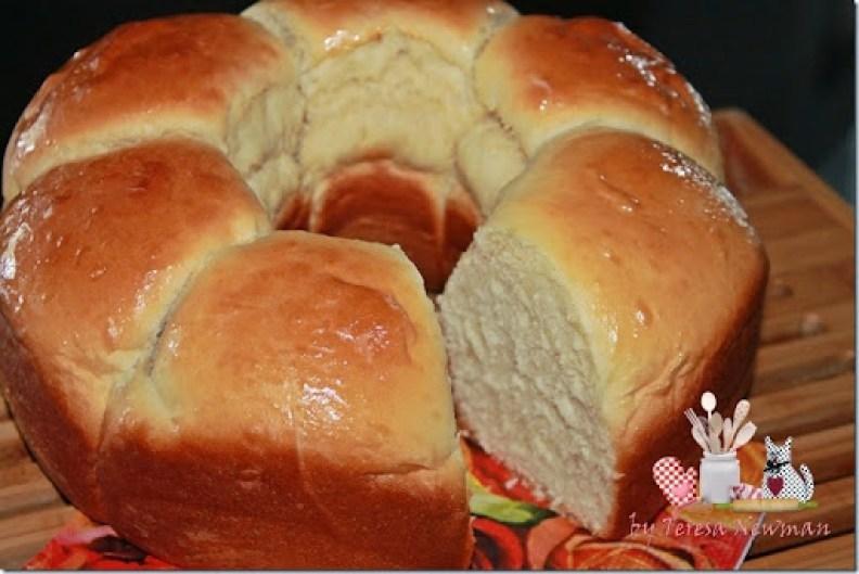 Pão Sovado de Iogurte
