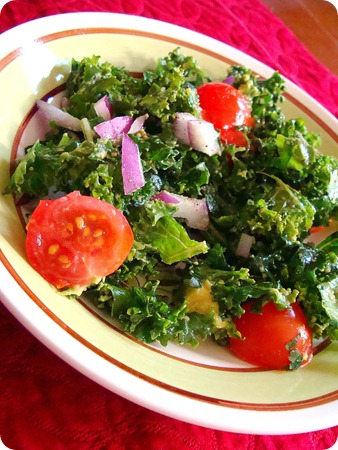 raw kale salad (4)