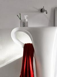 lavabo Copa ArtCeram meneghello-paolelli-associati