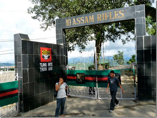 Mizoram Chief Minister 'Owns' Land At Assam Rifles Land ...