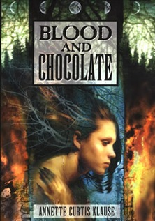 klause - blood and chocolate