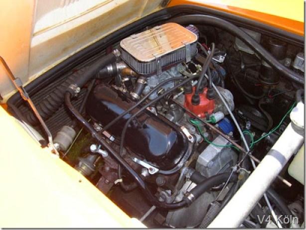 Saab_Sonett_III_Ford_V4_engine
