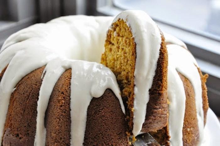 pumpkin bundt cake (7)