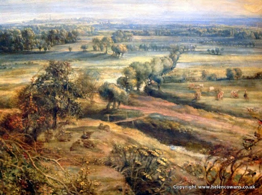 Rubens  Autumn Landscape  1636