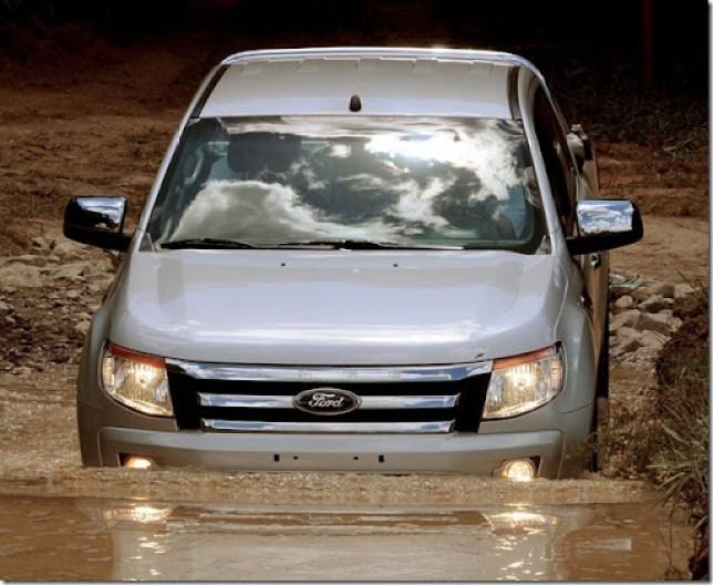 Nova Ford Ranger 2013 XL, XLS, XLT, Limited (4)