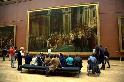 Главные шедевры Лувра | One of Lady - Журнал для женщин