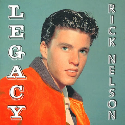 Rick Nelson - Legacy front
