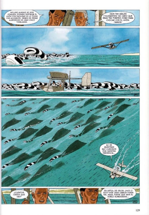 Leo - Los Mundos de Aldebarán Integral  - FR #1 - página 129