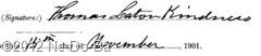 1901_Kindness-Layton_signiture