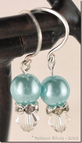 crystal blue persuasion earrings