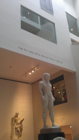 The Ashmolean Museum - Oxford