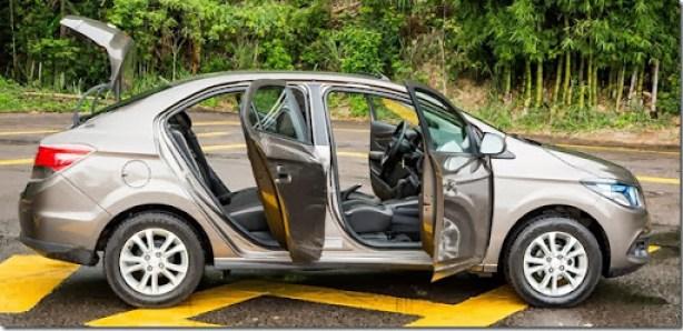 Chevrolet Prisma LTZ AT6 2014 (21)