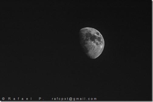 Dia D de lua em quarto crescente