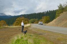 FS road 23 Bear Camp Road backway