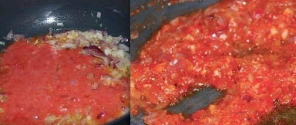 Panner butter masala step 7