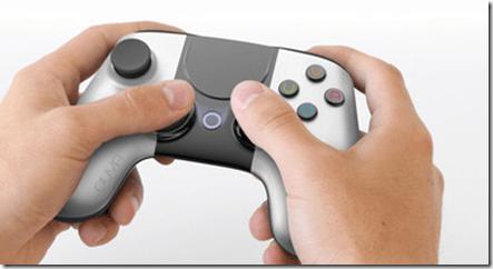 Ouya novo console roda jogos de Android