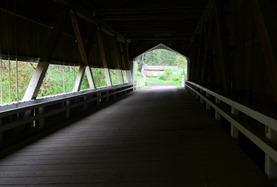 Deadwood Bridge from the east side