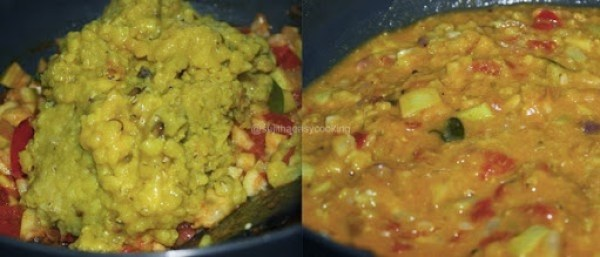 Bottlegourd Dhal Curry step3