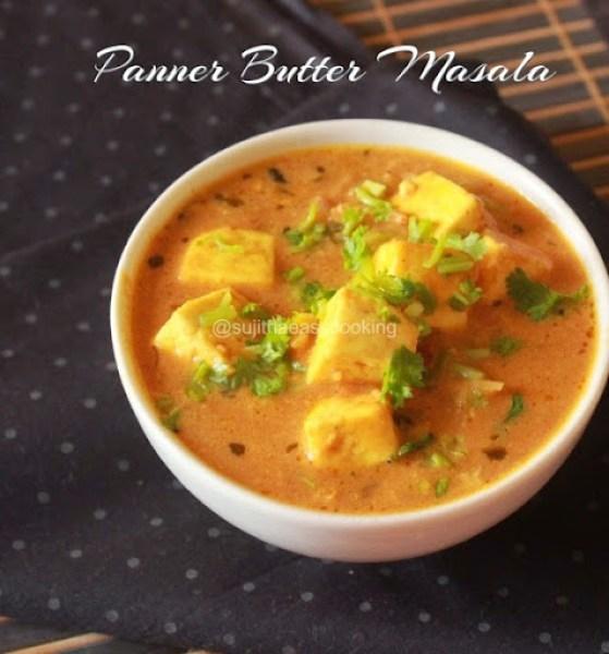 Panner butter masala 2