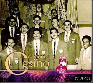 Conjunto Casino-front