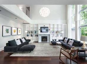 Decoracion-de-salon-muebles-de-diseño