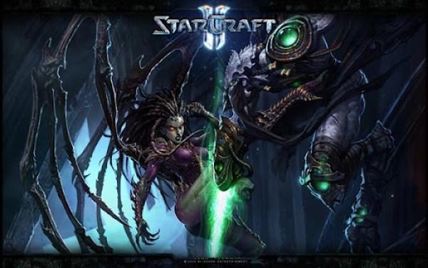 StarCraft II Xerg Vs Protoss