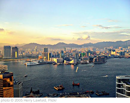 'Hong Kong' photo (c) 2005, Herry Lawford - license: http://creativecommons.org/licenses/by/2.0/