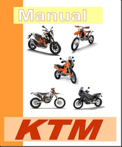 manual ktm