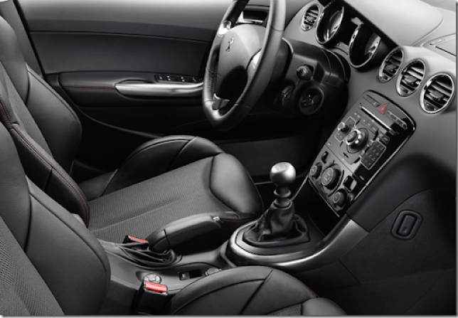 Peugeot 308 gti 2012Peugeot 308 gti 2012