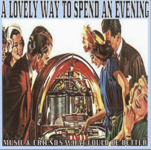 A Lovely Way To Spend An Evening Vol 1 Front