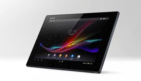 Xperia_Tablet_Z_Front40_Black_Water