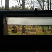 Bedroom passenger side vent fogging October 2012
