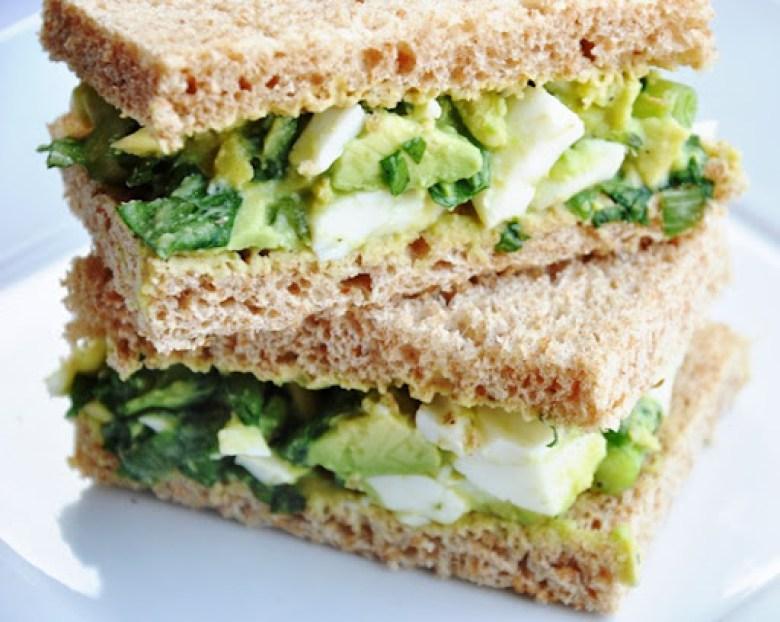 avocado egg salad sandwich 033
