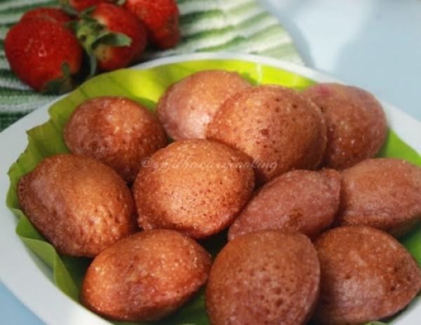 Strawberry Samai Arisi Panniyaram3