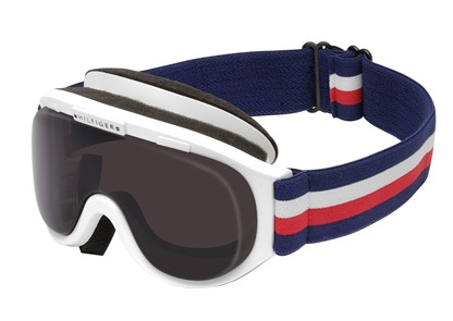 tommy hilfiger ski goggle-TH1101 white