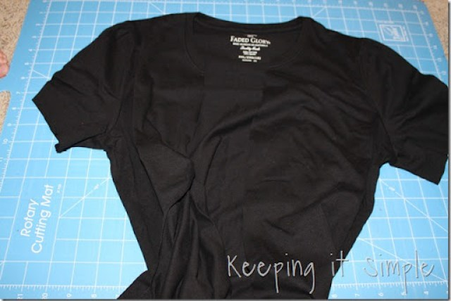 t-shirt to cardigan (4)