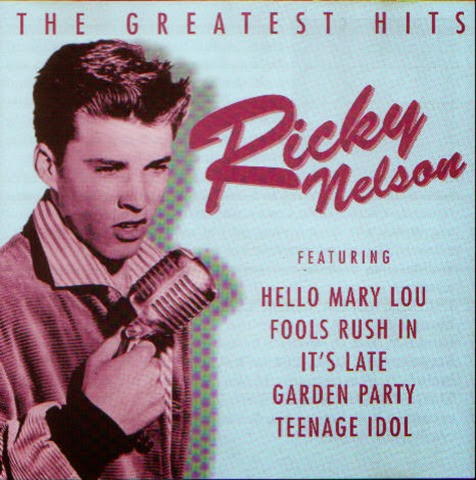 Ricky Nelson - Greatest Hits - Front