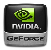 Logo nVidia GeForce